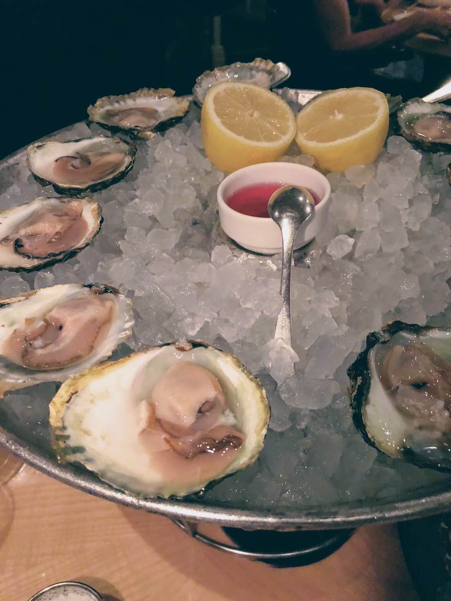 Rock Oysters
