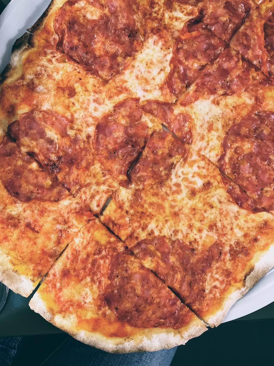 Diavolina pizza