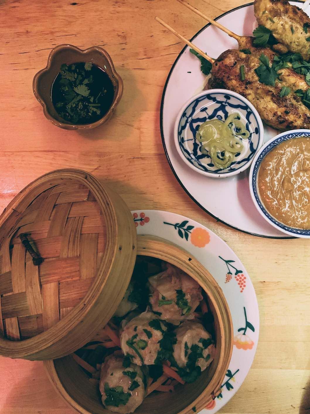 Tuk Tuk Thai Street Food, Athens