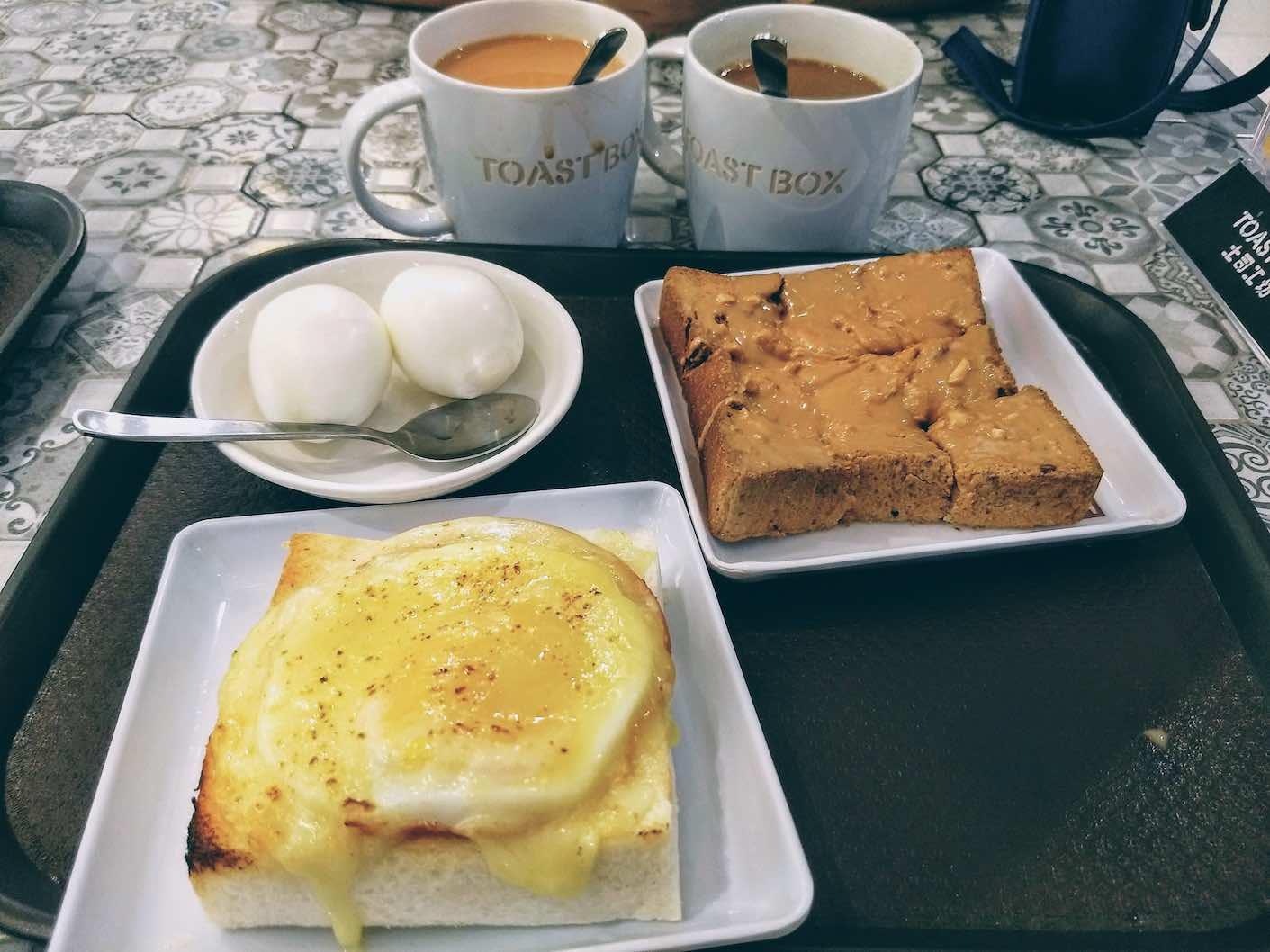 Toast Box, Singapore