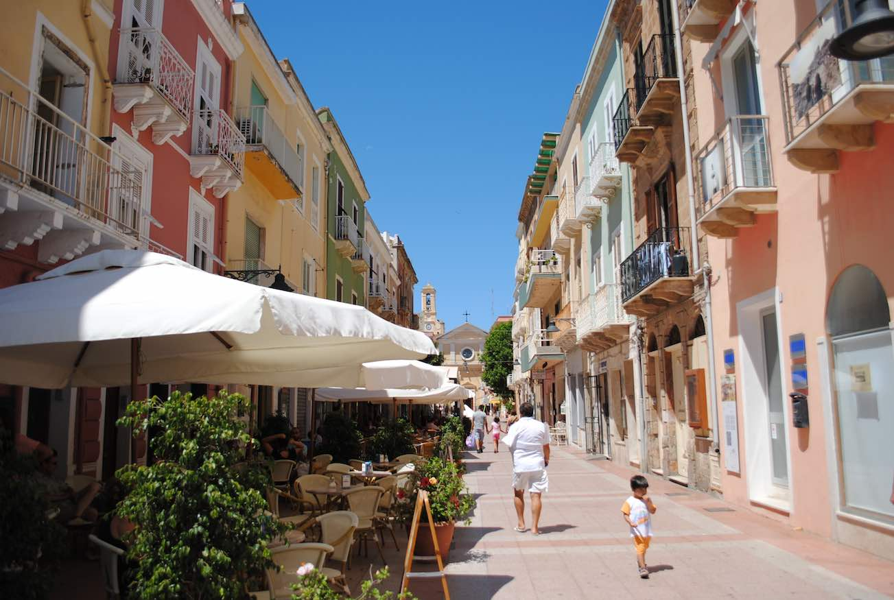 Sardegna, Italy - Travel Food People