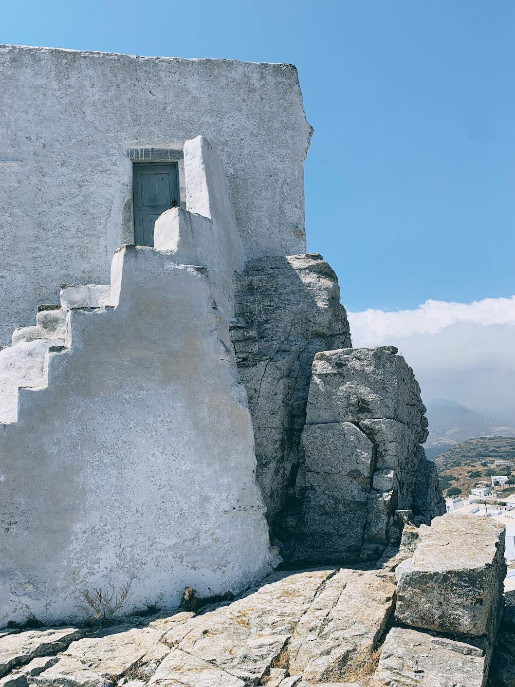 Chora, Amorgos - Travel Food People