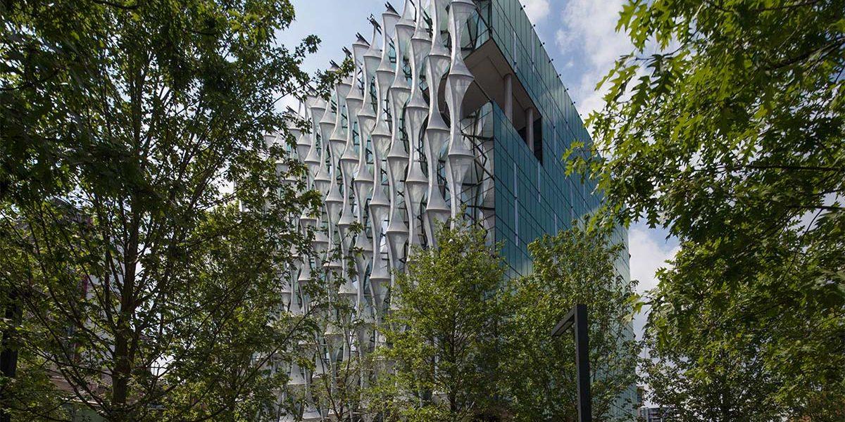 US Embassy at Nine Elms, London