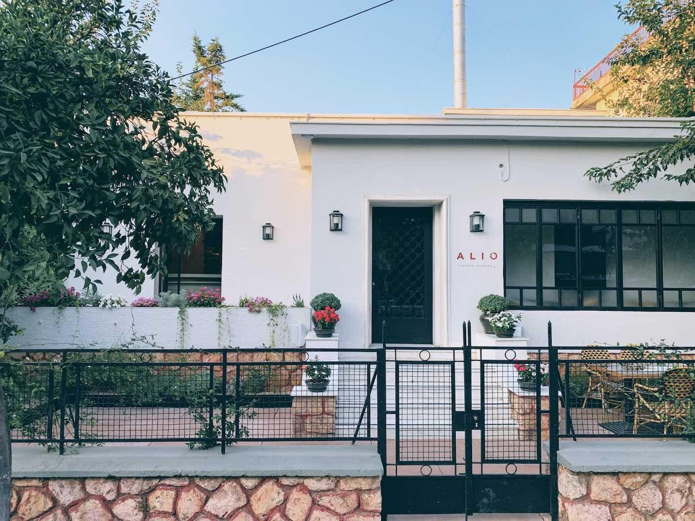 ALIO, Athens - Travel Food People