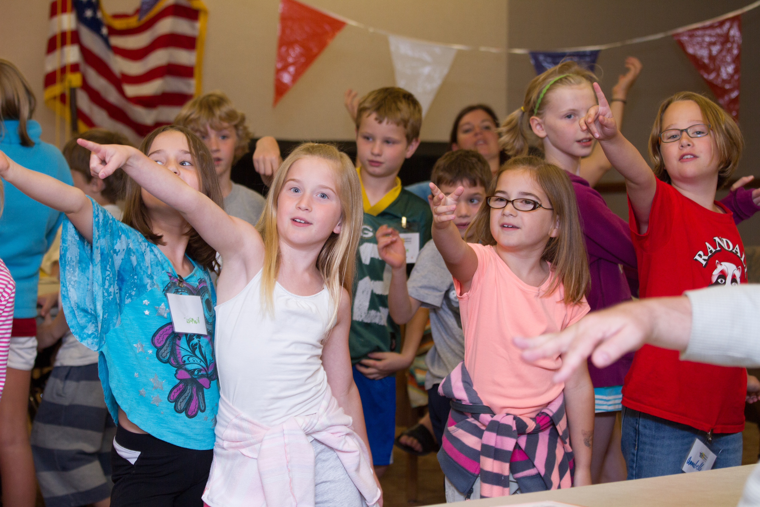 Capitol Lakes Assisted Living and Madison Children's Museum Summer School
