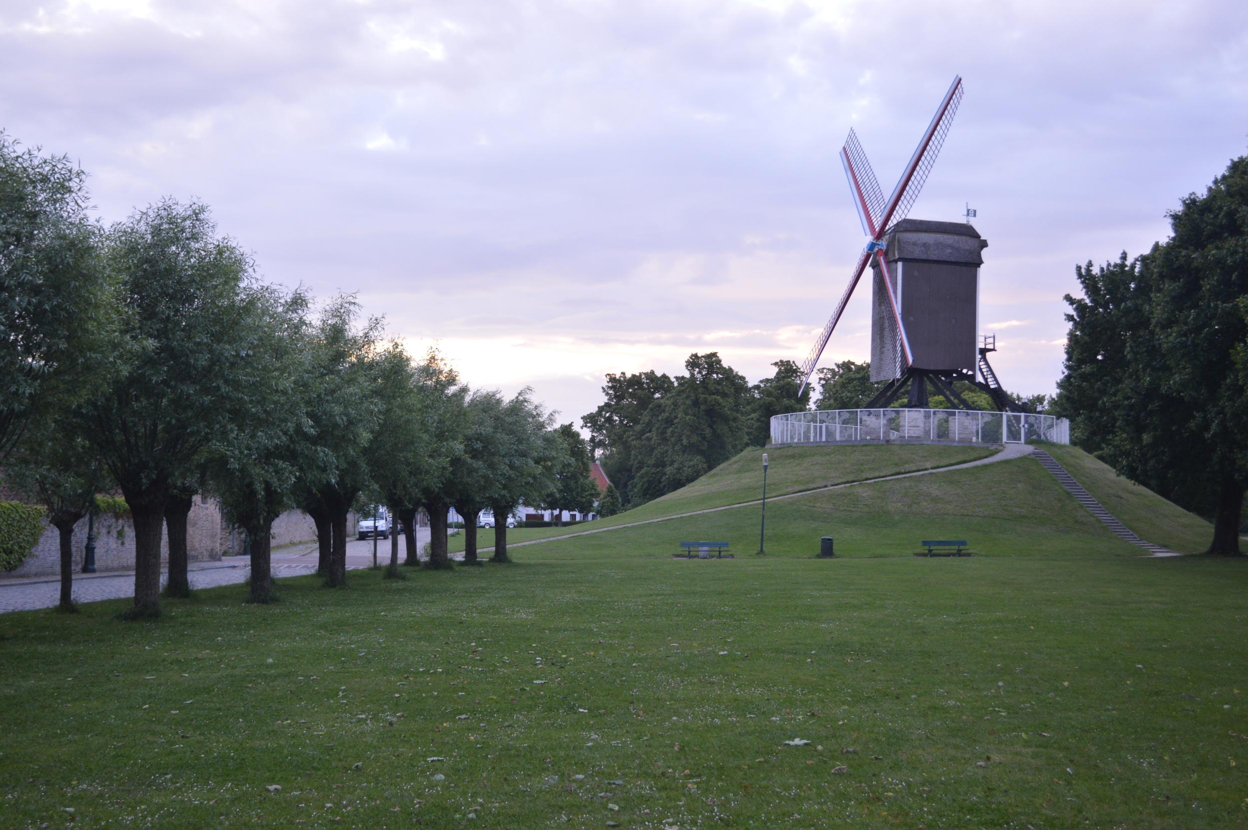 Belgian Windmills