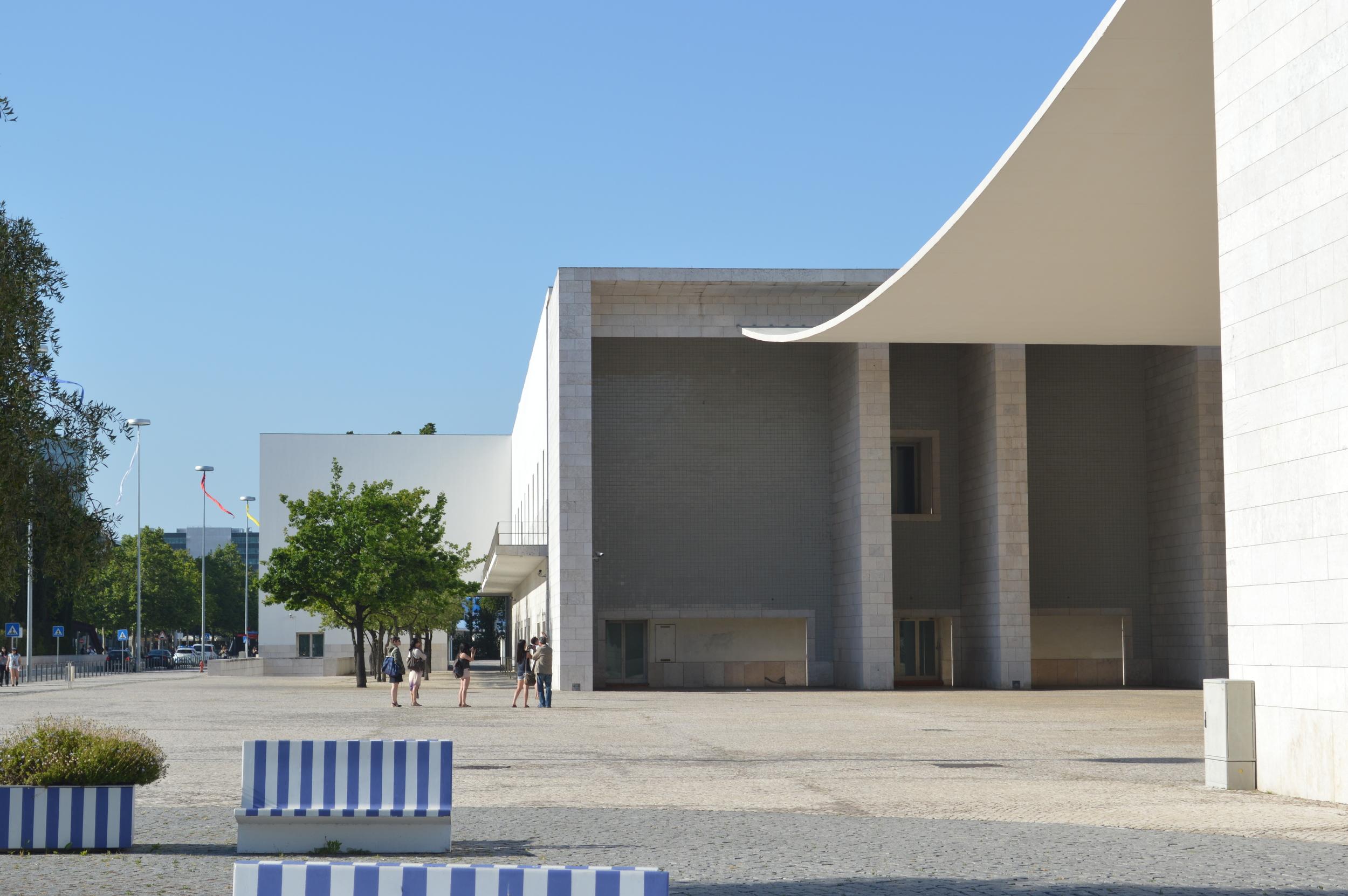 Expo '98 Portugal Pavilion