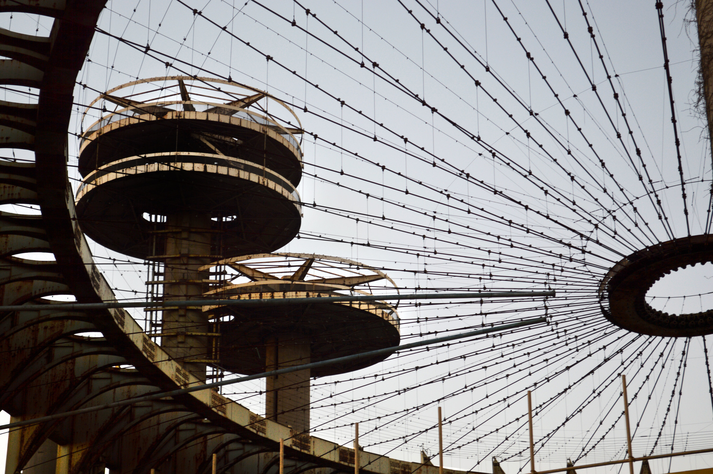 New York State Pavilion 1964 World's Fair