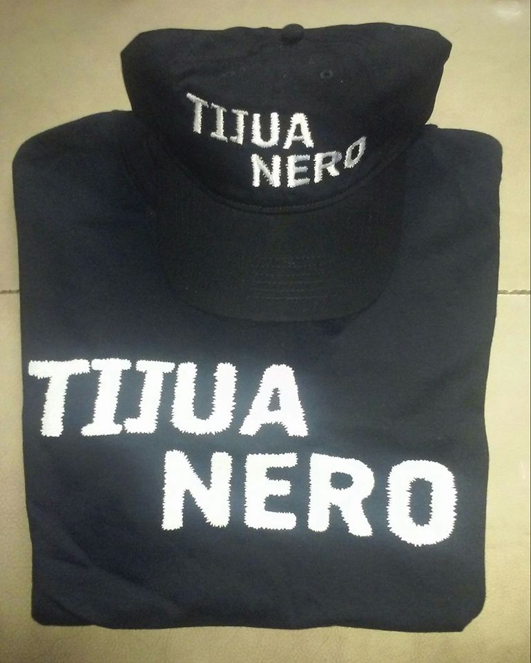 Tijua Nero Shirt / Camiseta