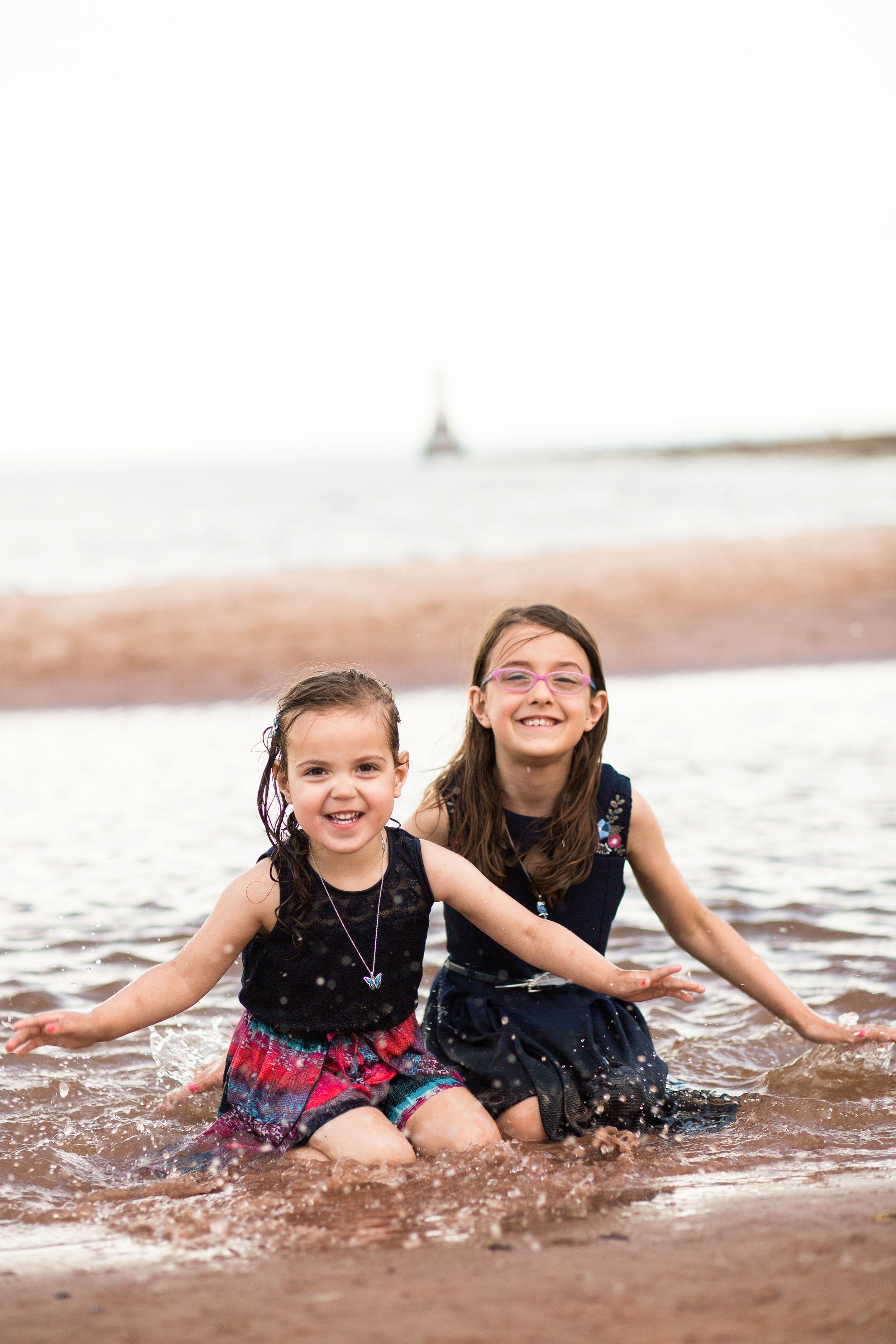 Fun Kids Beach Portraits Lifestyle Photography by Seattle WA Portrait Photographer Janelle Elaine.jpg
