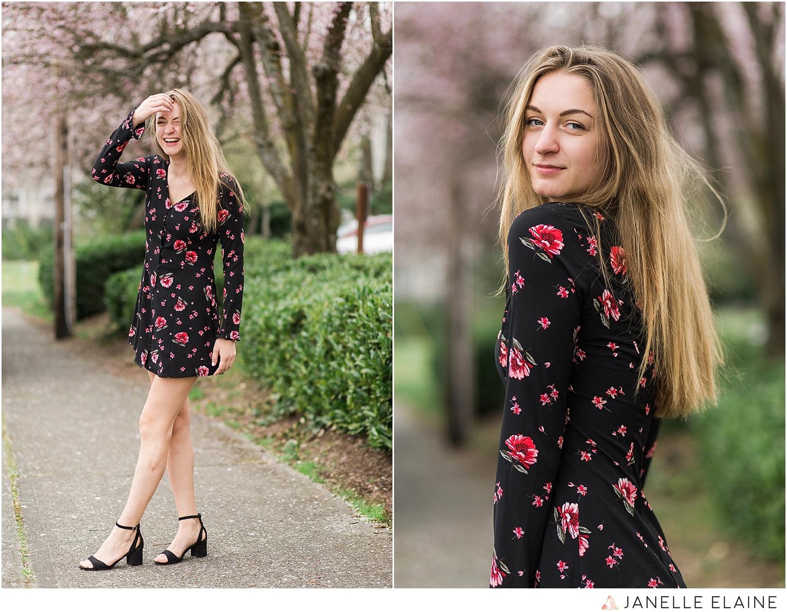 kirsi-renton wa portrait sesssion-cherry blossom-h&m dress-seattle photographer janelle elaine photography-12.jpg