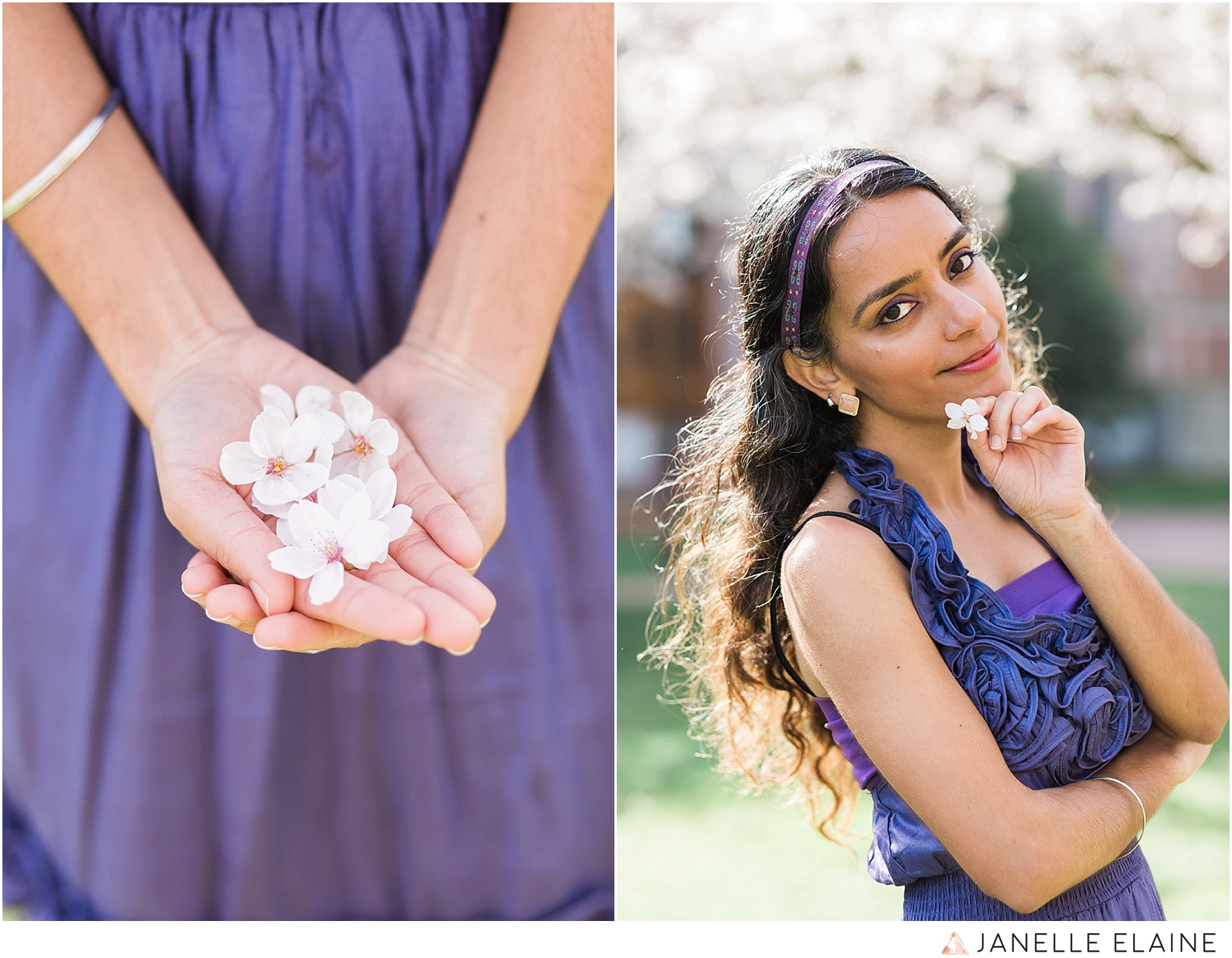 Sufience-Harkirat-spring portrait session-cherry blossoms-uw-seattle photographer janelle elaine-48.jpg