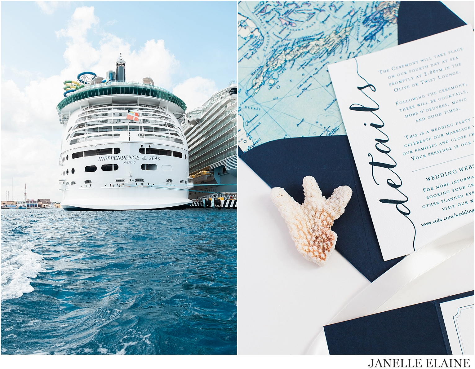 white wedding-details-royal caribbean-janelle elaine photography-3.jpg