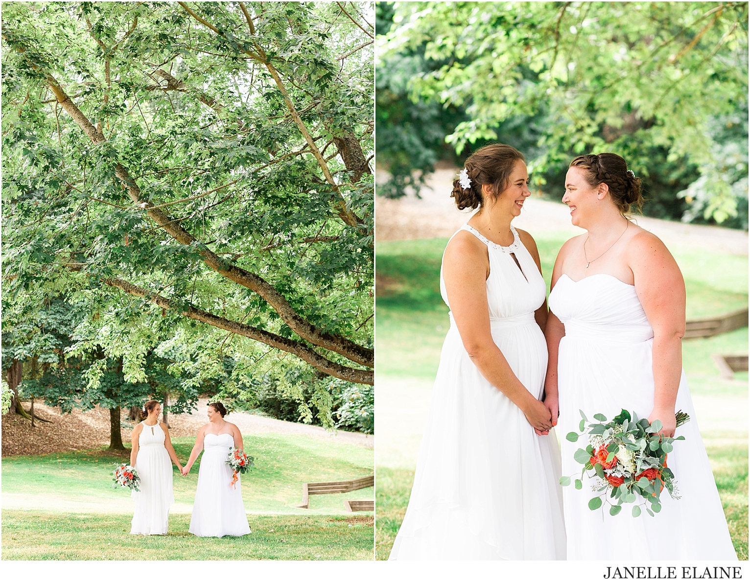 liz and christina lanning-first look and portraits-luther burbank park-janelle elaine photography-148.jpg