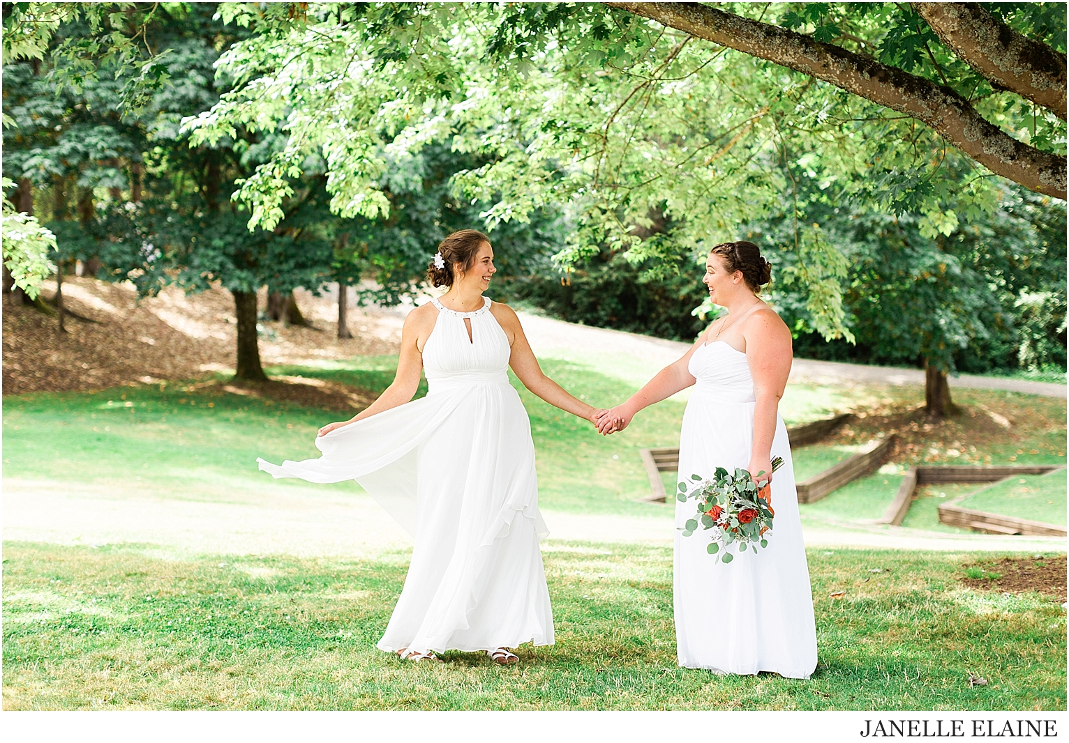 liz and christina lanning-first look and portraits-luther burbank park-janelle elaine photography-159.jpg