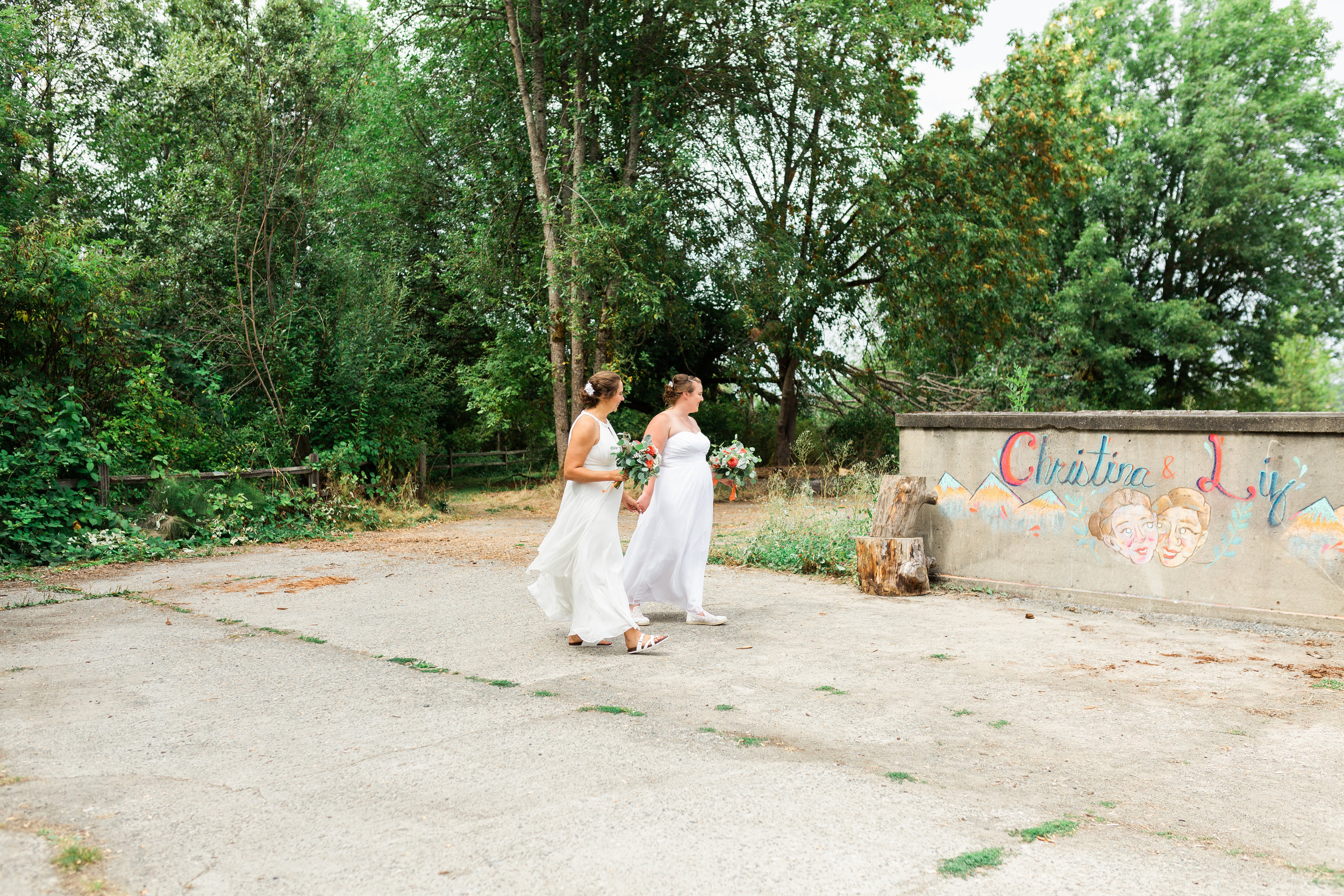 liz and christina lanning-first look and portraits-luther burbank park-janelle elaine photography-137.jpg