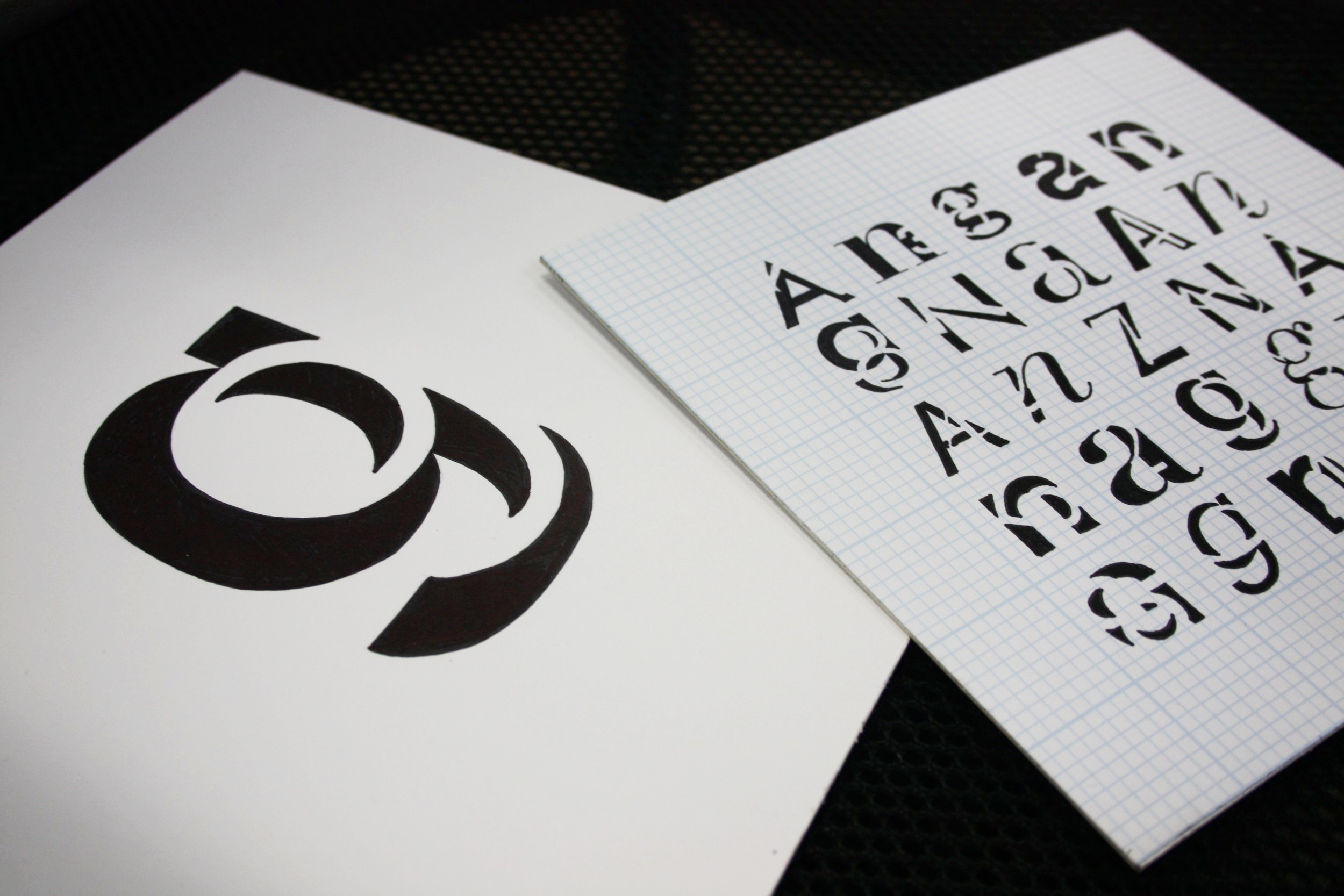 Design Experiment: Letters & Numbers