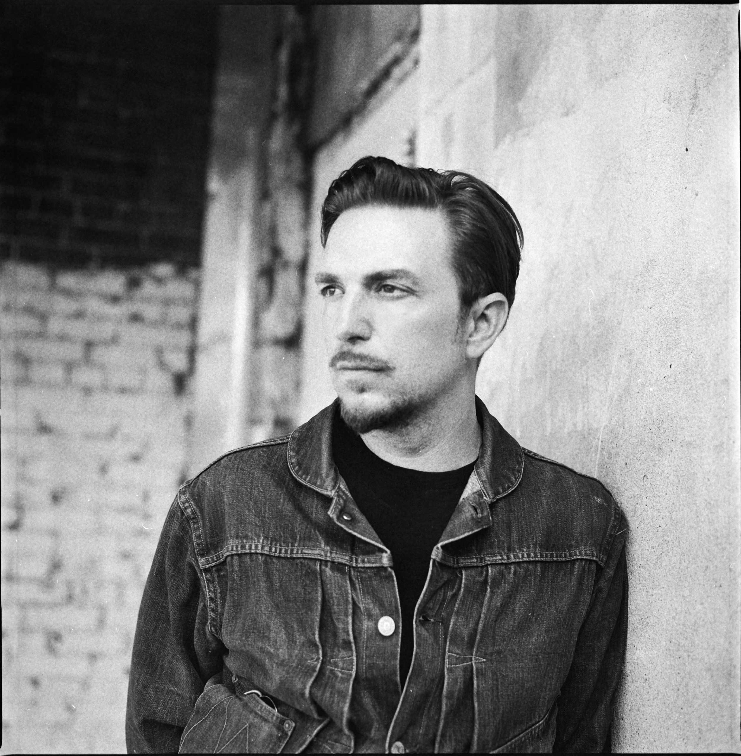 "JD McPherson  ""Undivided Heart and Soul""  Photo: Alysse Gafkjen  Makeup and Hair: Brittney Head"