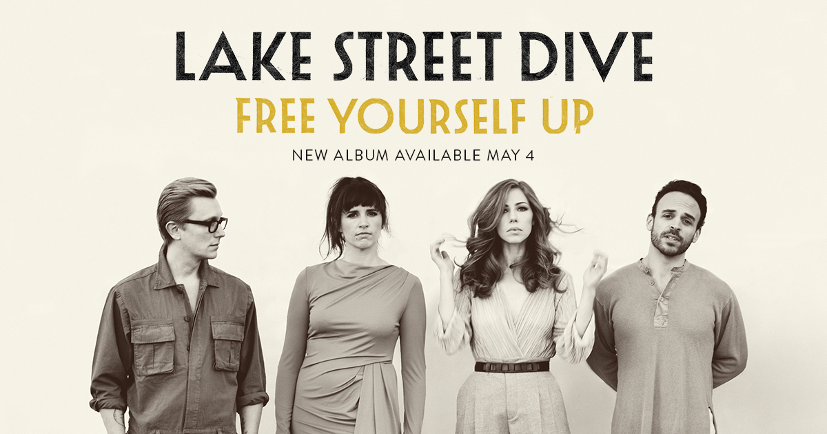 "Lake Street Dive  ""Free Yourself Up""  Photo: Shervin Lainez  H+MU- Med Boes  H+MU assist- Brittney Head  Styling- Amanda O'Connor"
