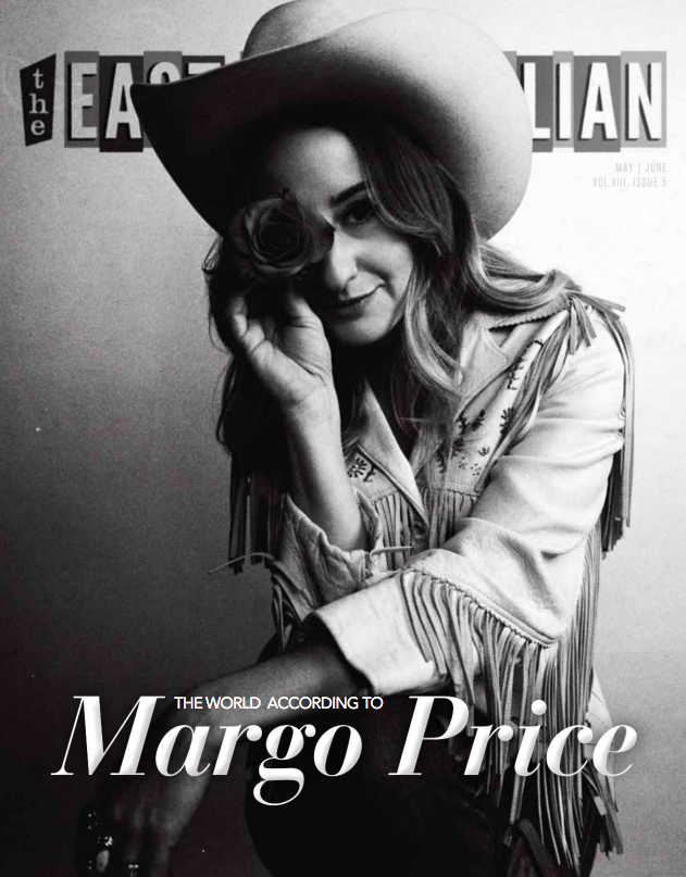 Margo Price  East Nashvillian Magazine  Photo by Alysse Gafkjen  Hair + Makeup by Brittney Head  Styling by Stephanie Thorpe