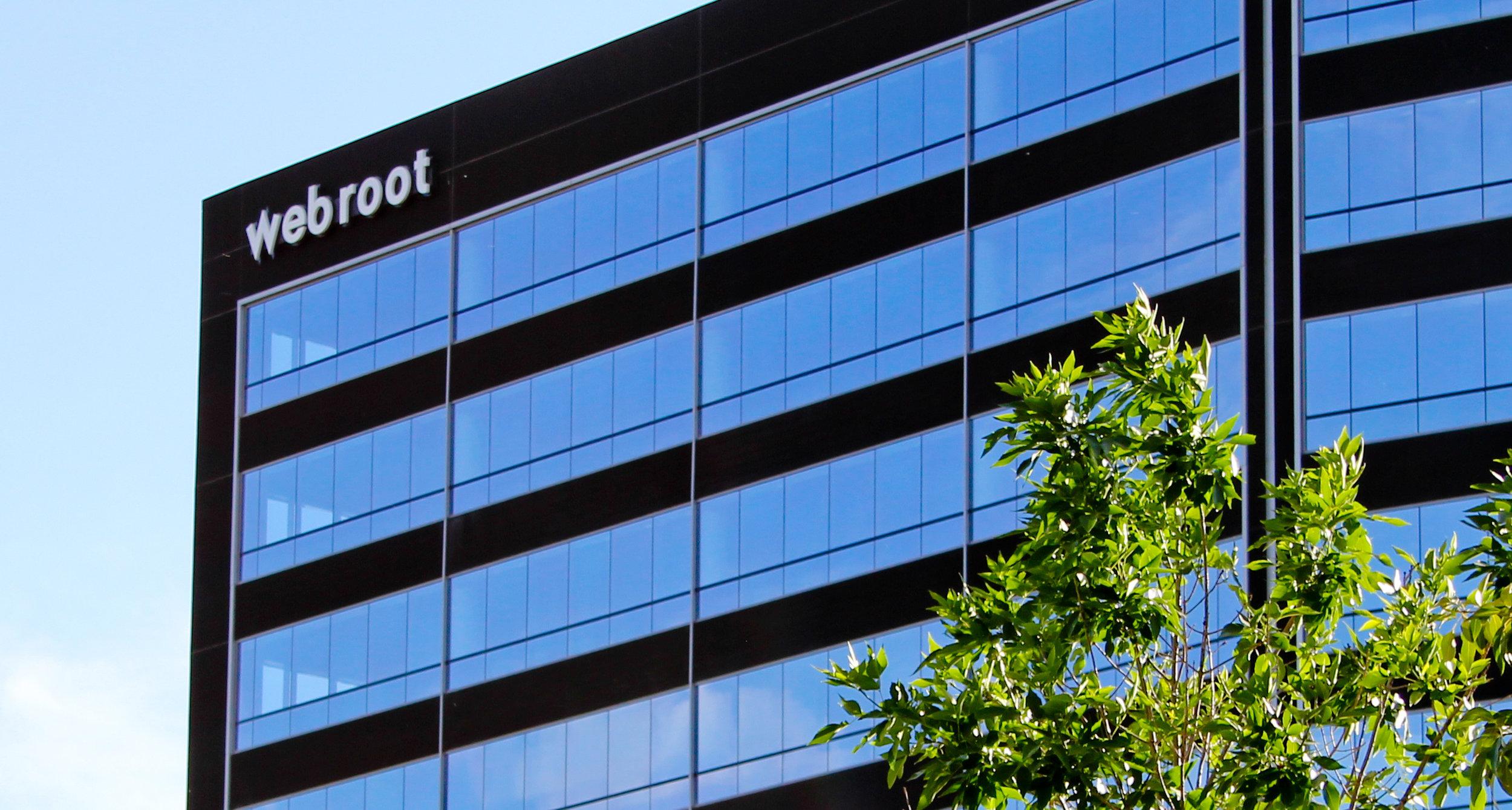 Webroot headquarters in Broomfield, CO