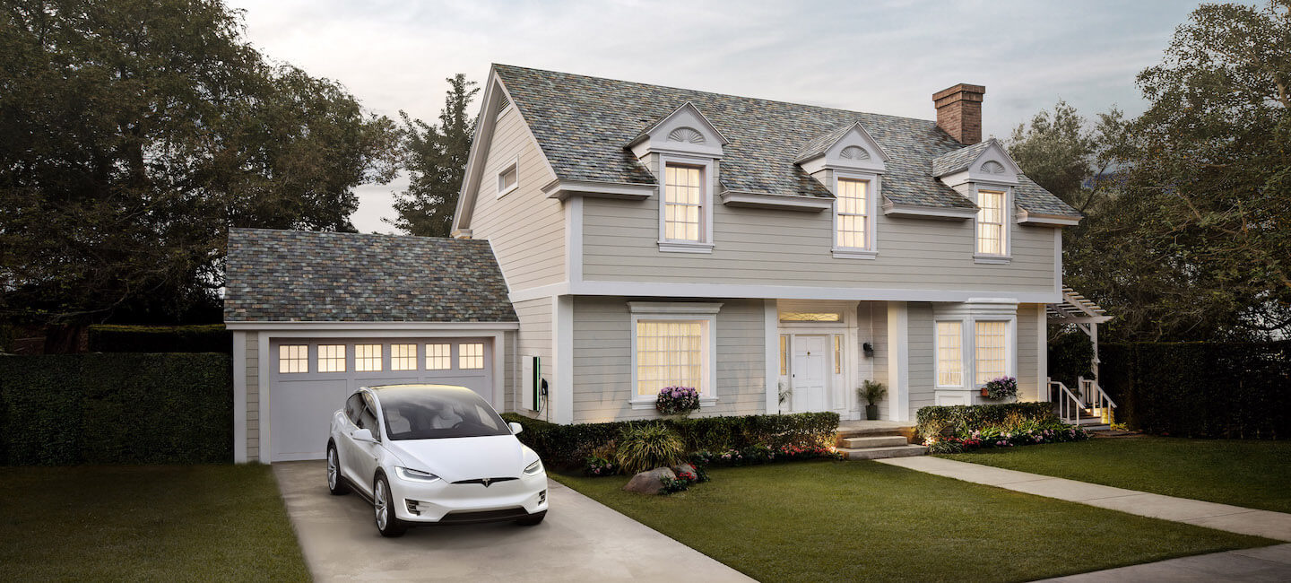 | Source: Tesla | Tuscan Tile Design (Available in 2018)