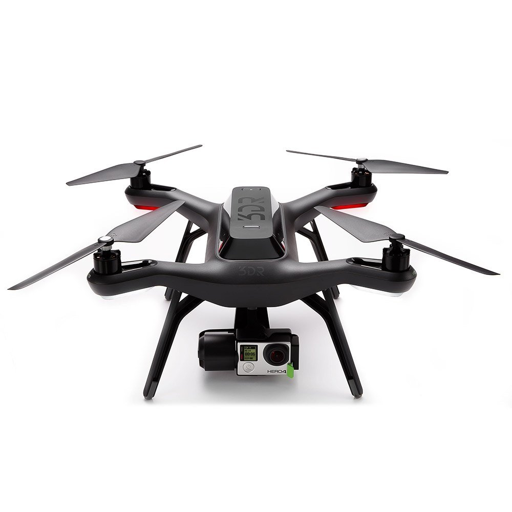 | Source: 3DR | 3DR's Solo Drone
