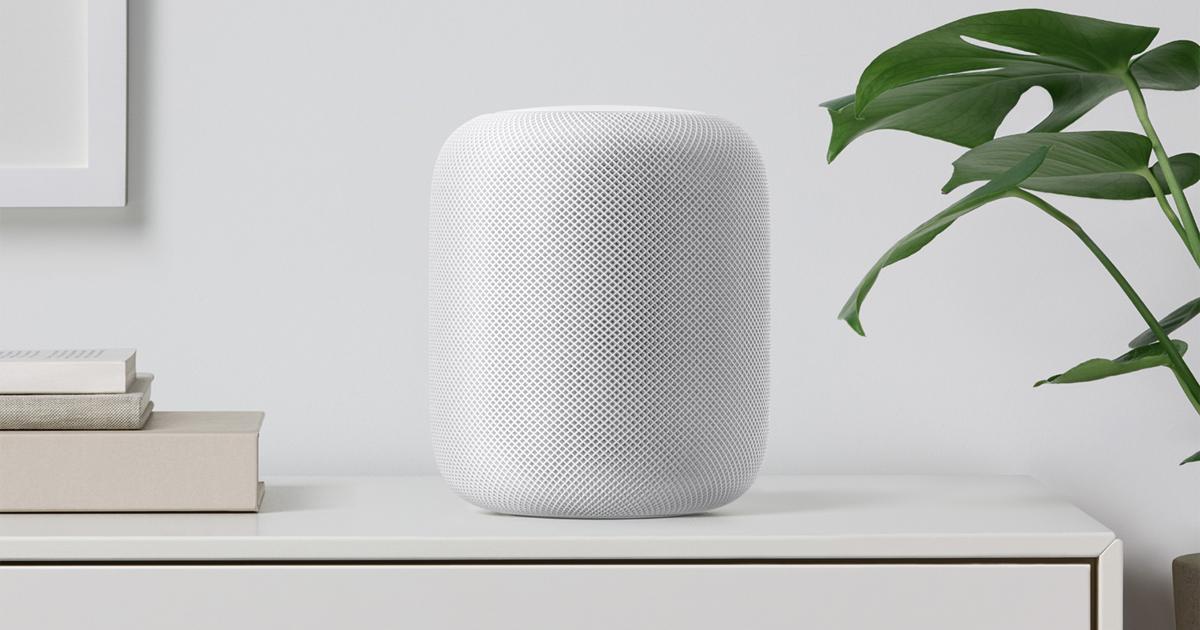 Source: Apple | Apple's HomePod Device