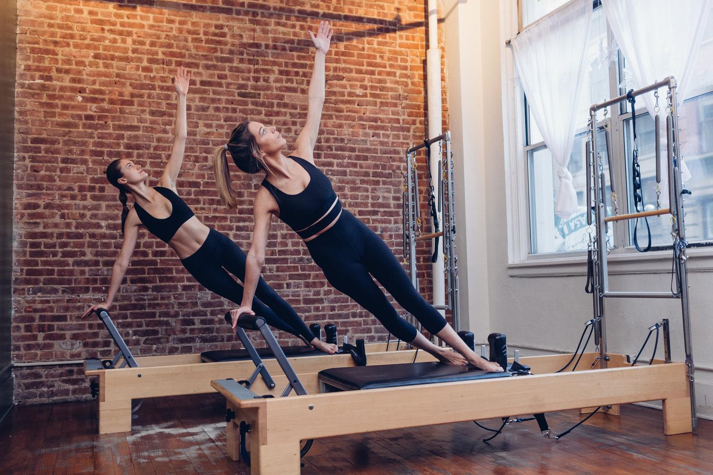 Group Pilates Classes NYC — Gramercy Pilates NYC- New York's