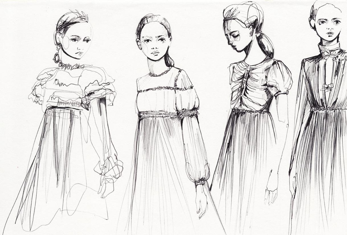 Drawn. -