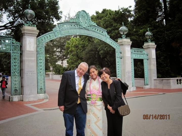 UC Berkeley Graduation I May 2011