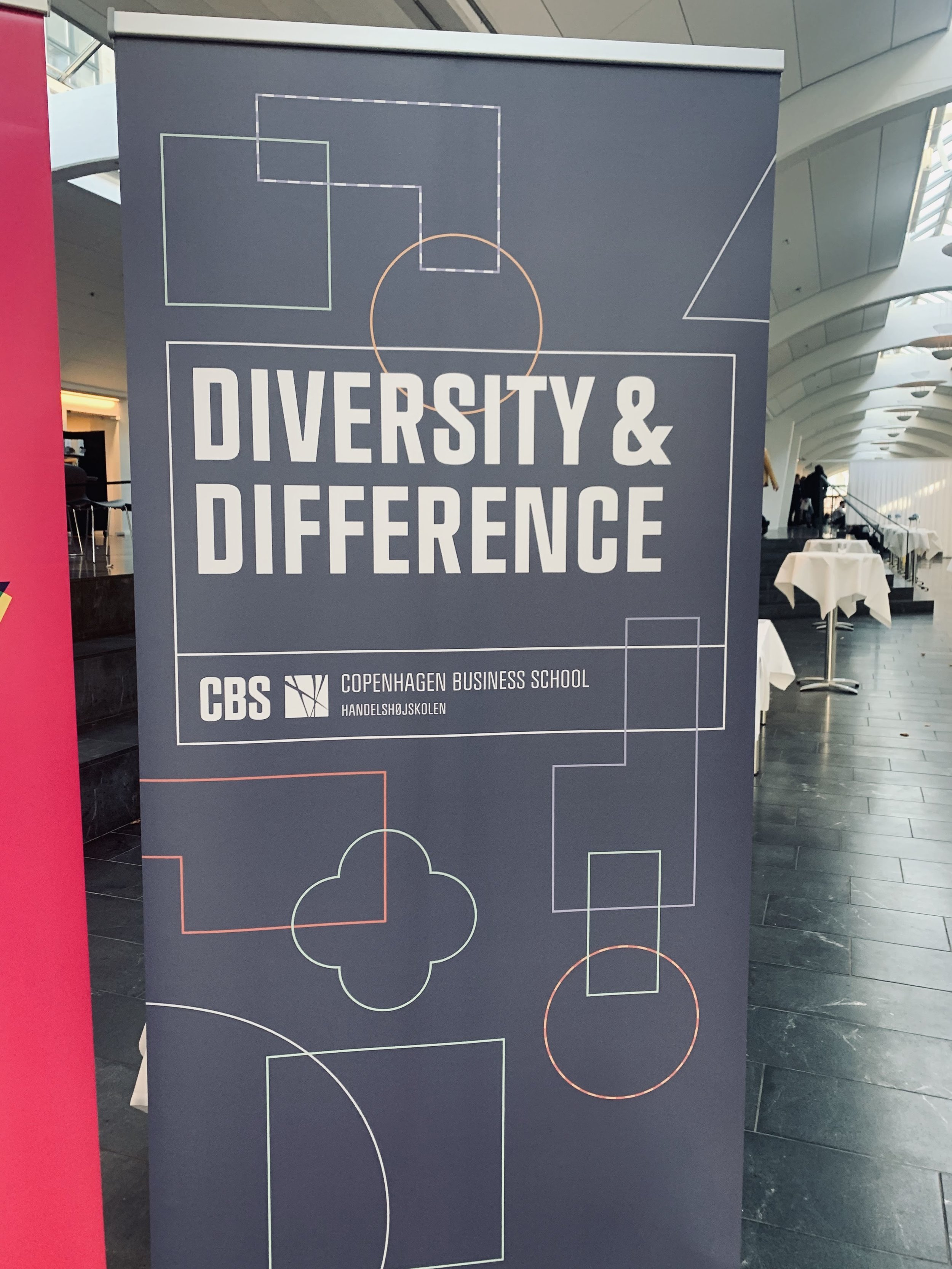 Celebrating Diversity and Difference at Copenhagen Business School (CBS) in Denmark — A Poem About Challenging My Identities, Norms, and Stereotypes