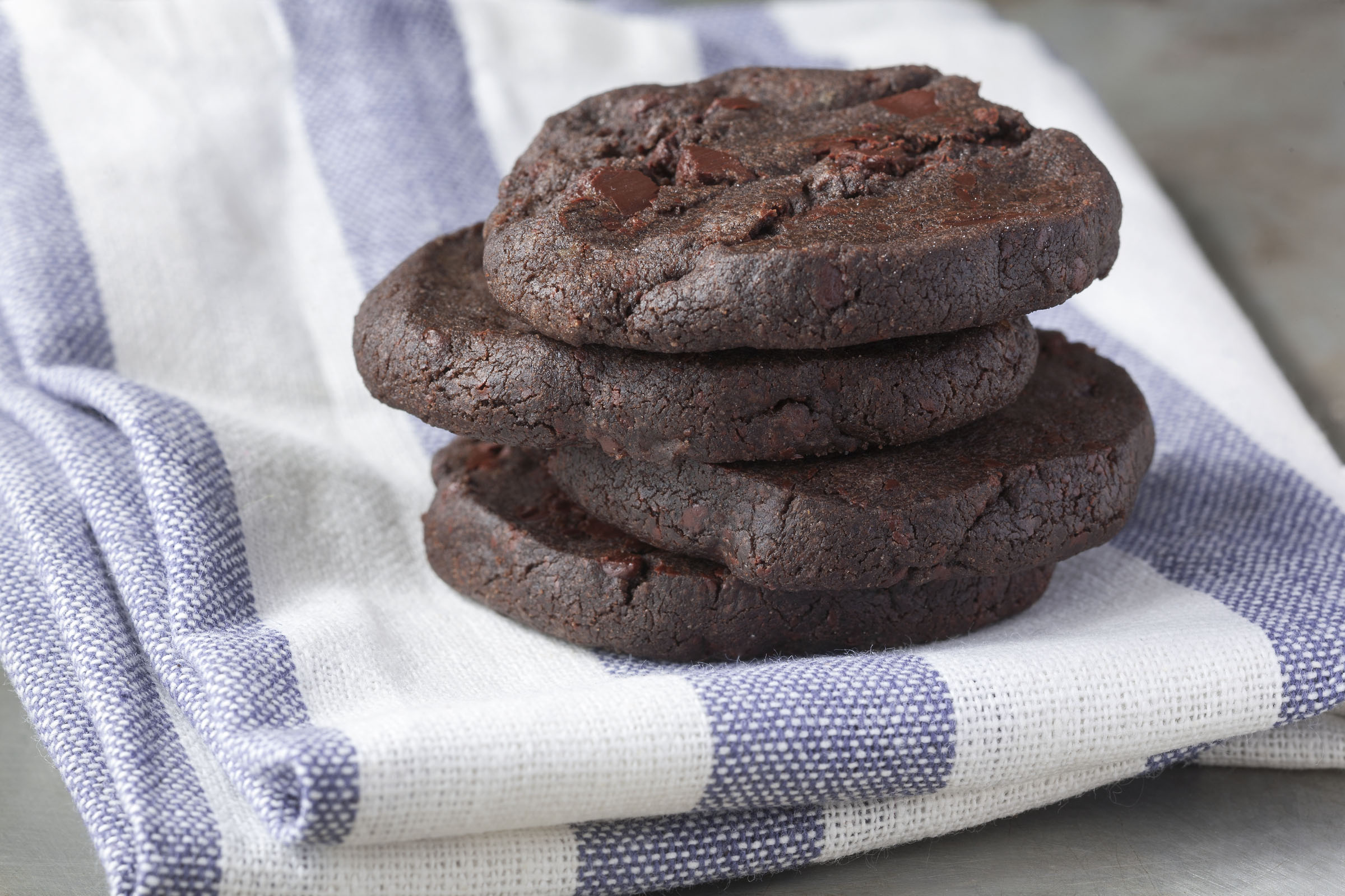 Chocolate Sable Cookie