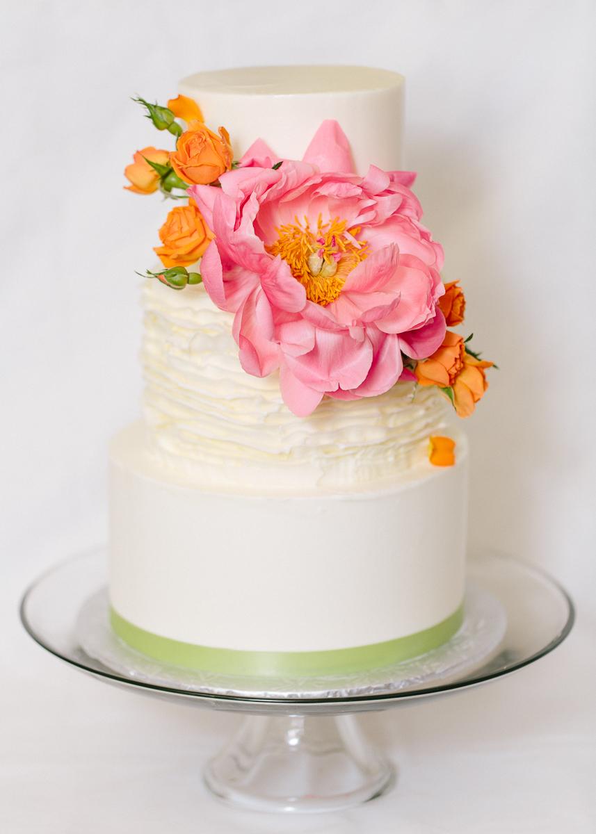 Wedding Cake Peony