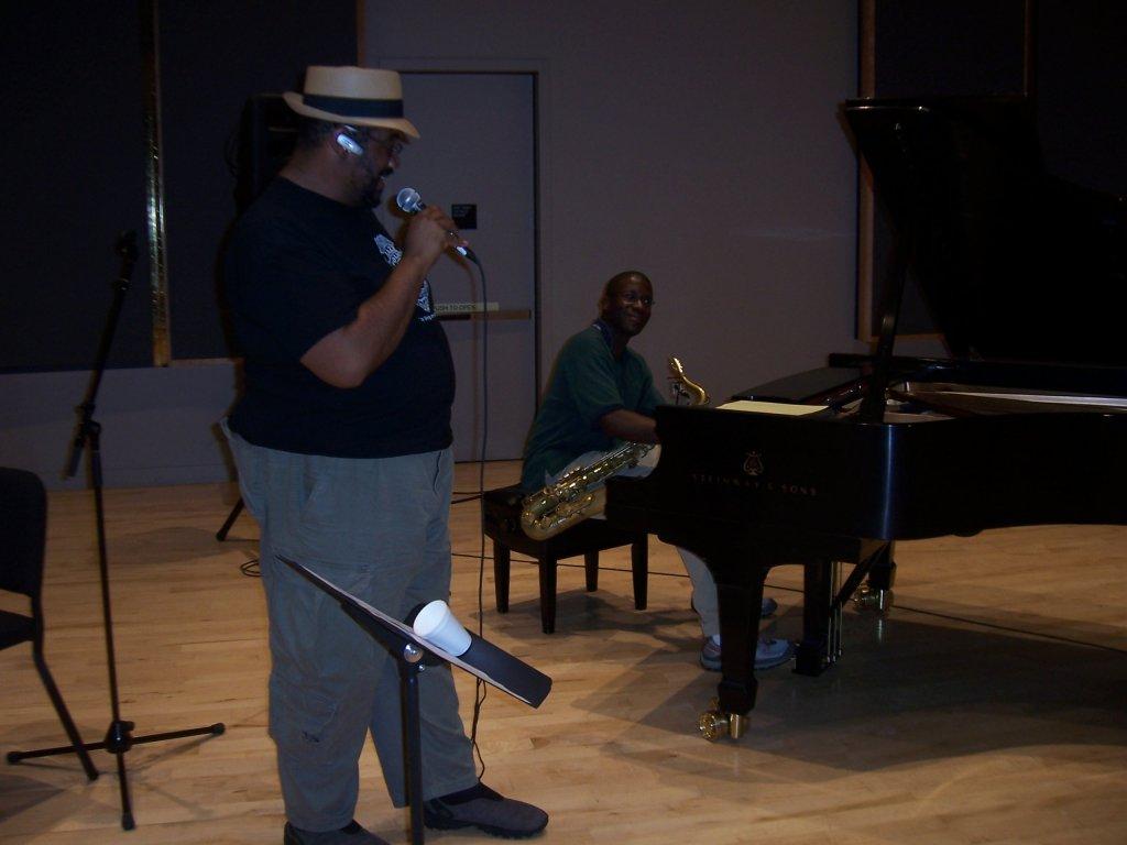 Kevin Mahagony and Todd Williams JALC Rehearsal.jpg