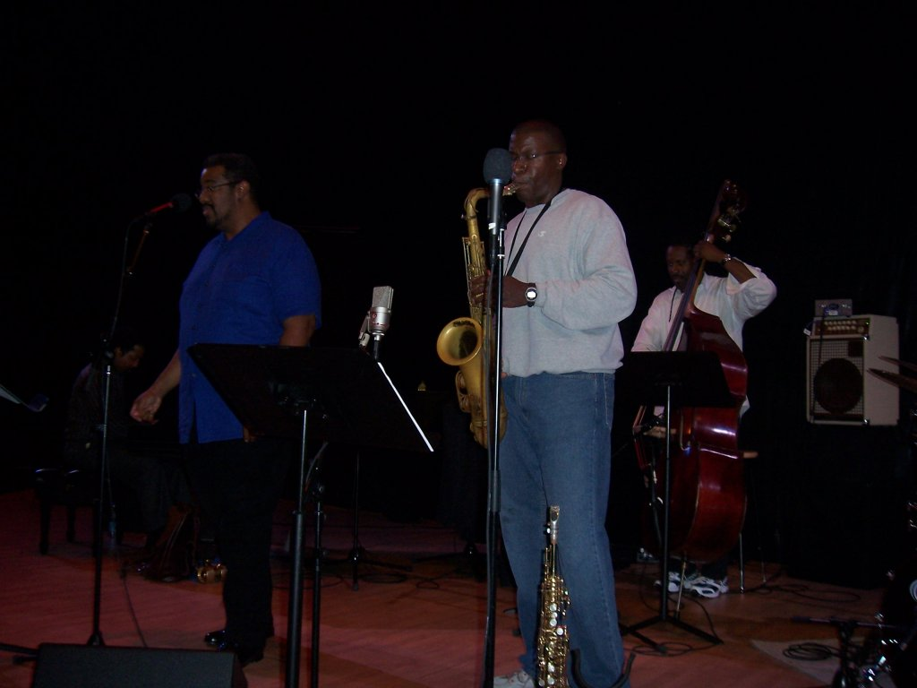 Todd  Kevin  Reggie and Eric @ Sound Check.jpg