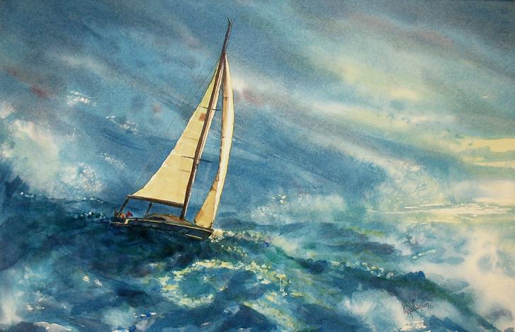 'RAV' on the North Sea
