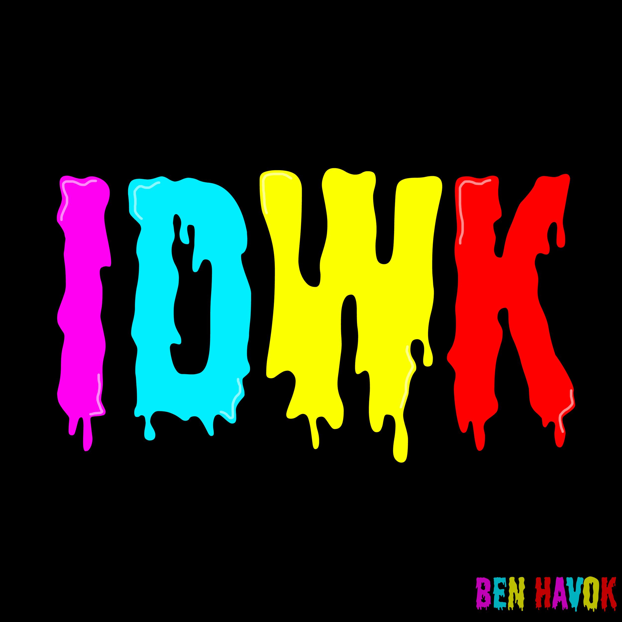 Ben Havok IDWK Cover Art.png