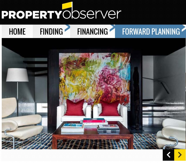 Property Observer Feature