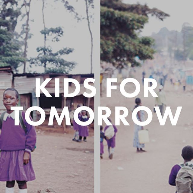 We've updated our site!! Come check it out!! #kidsfortomorrow 📷@sassmannswanderlust www.kidsfortomorrow.org