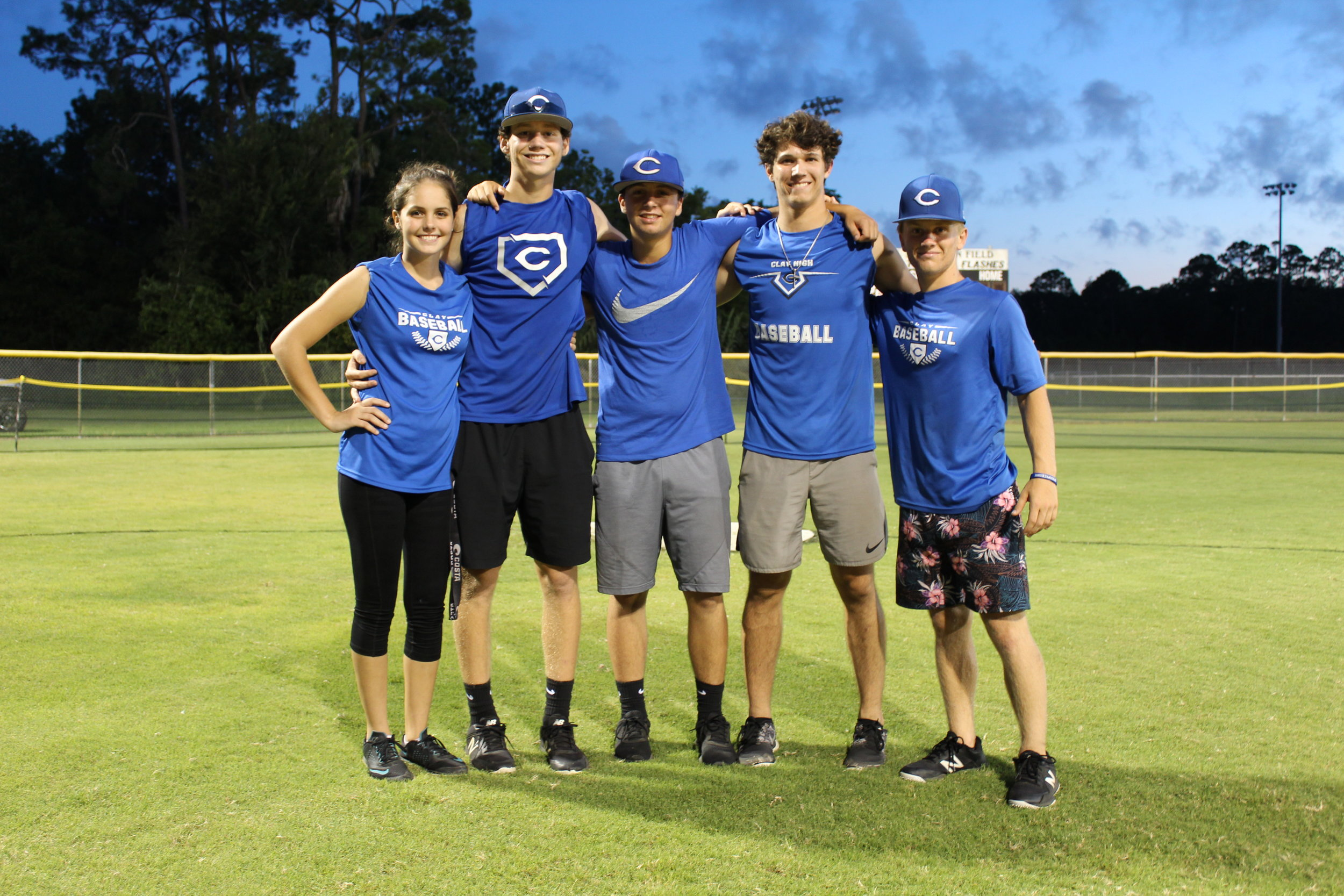 """Congrats to """"The Bule Ballers"""" on their ChampionCHIP in St. Augustine on 8/4/18."""