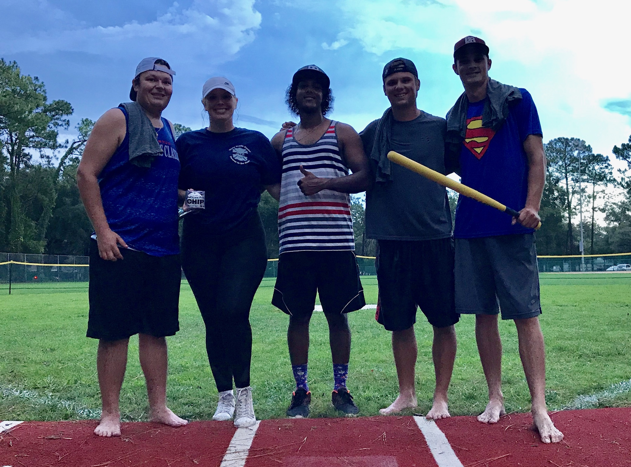 ChampionCHIP: Hrs + Cold Ones - Gainesville, FL - 7/20/19