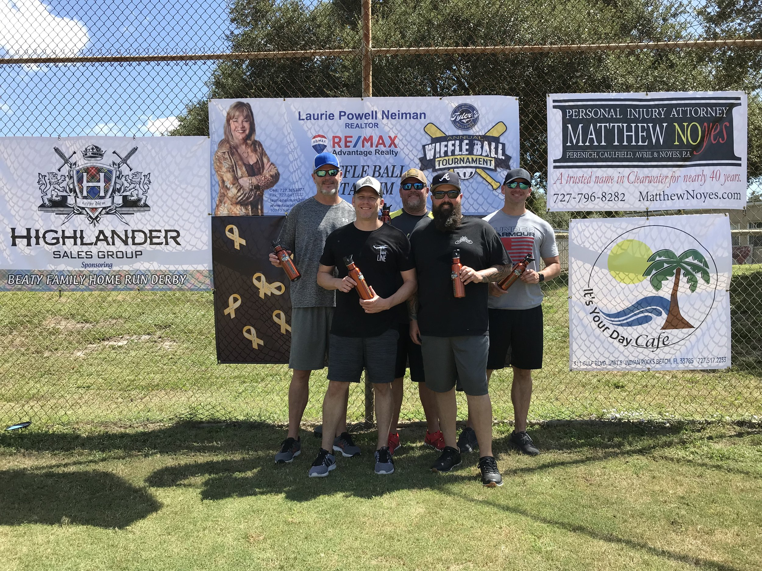 ChampionCHIP - The Enforcers - Tyler's Meals & Miles 2019 - Dunedin, FL  9/21/19