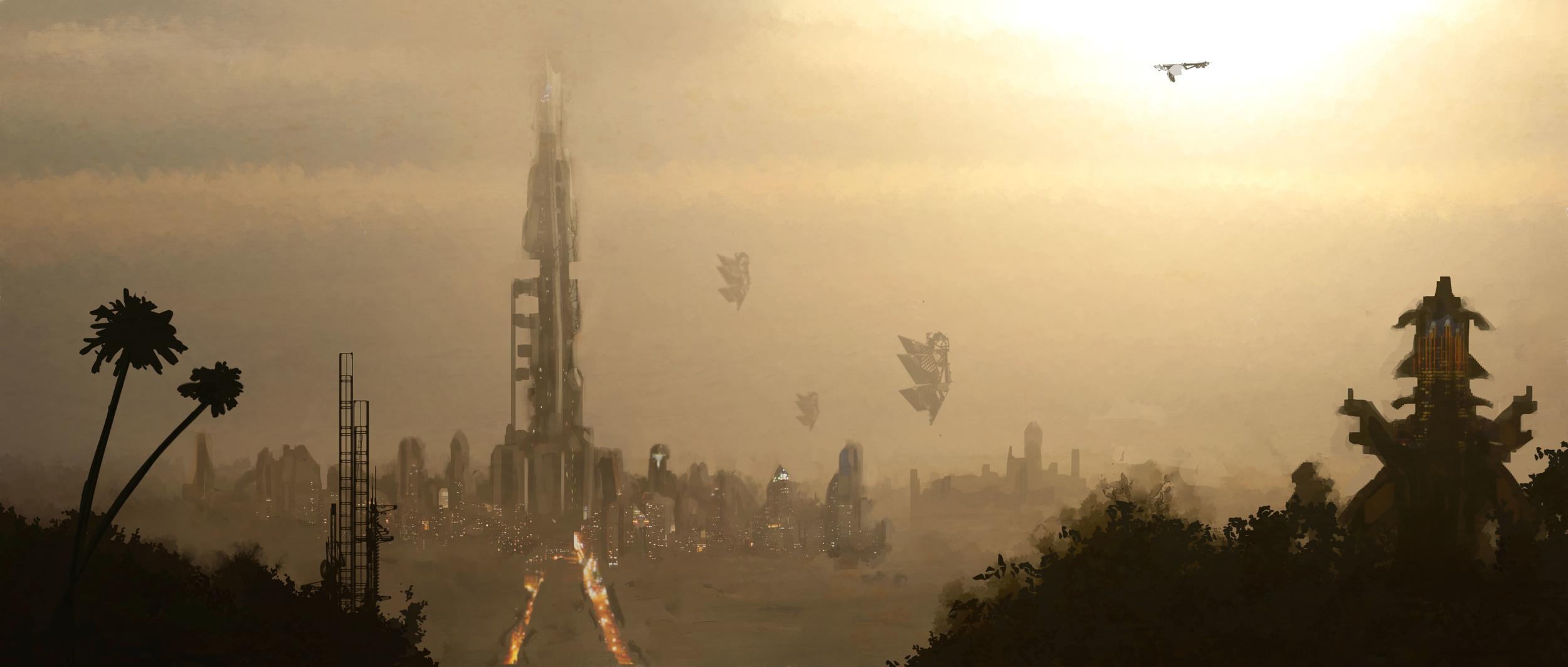 Agrarian Utopia - The Space Needle