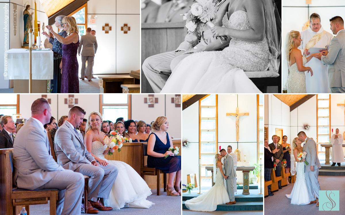 Ski Esta Wedding in Newry, Maine