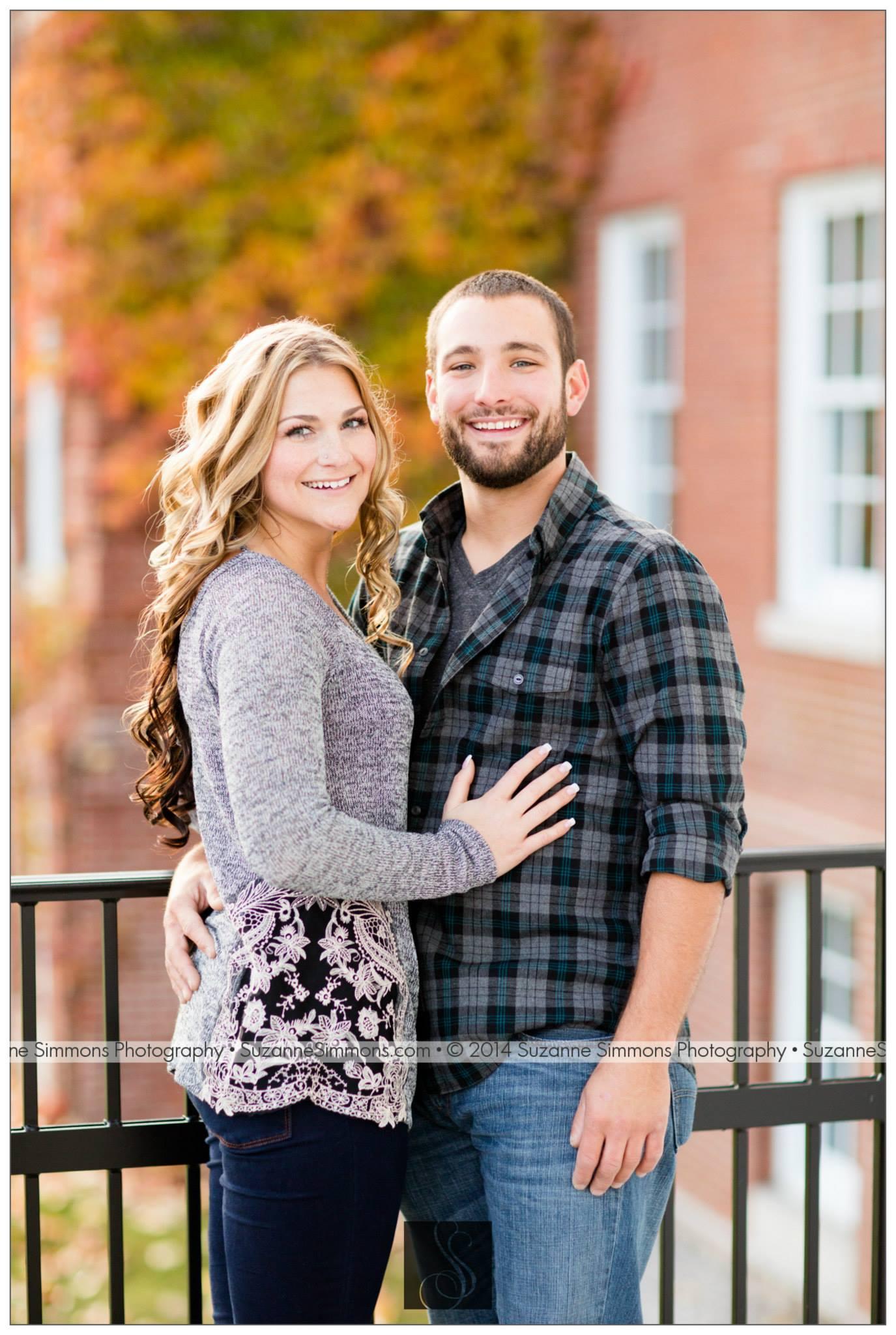 Pineland Farms Engagement Portraits