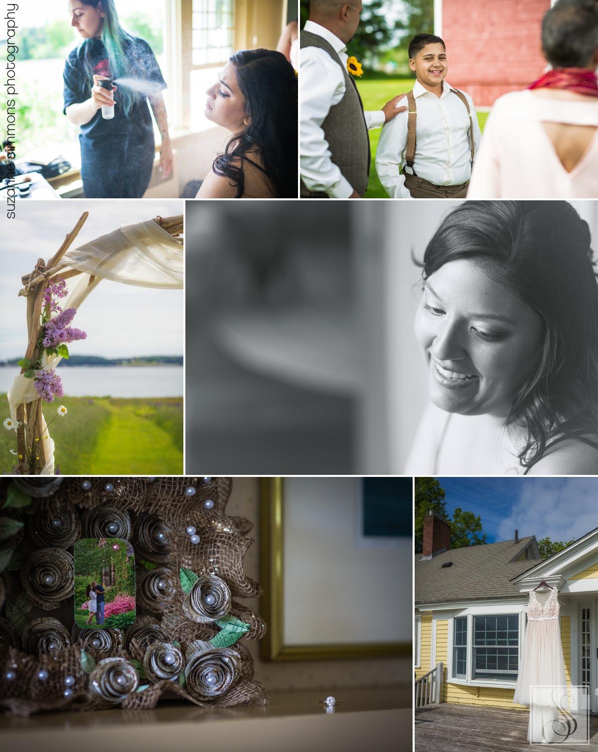 Maine wedding in Southwest Harbor, Maine