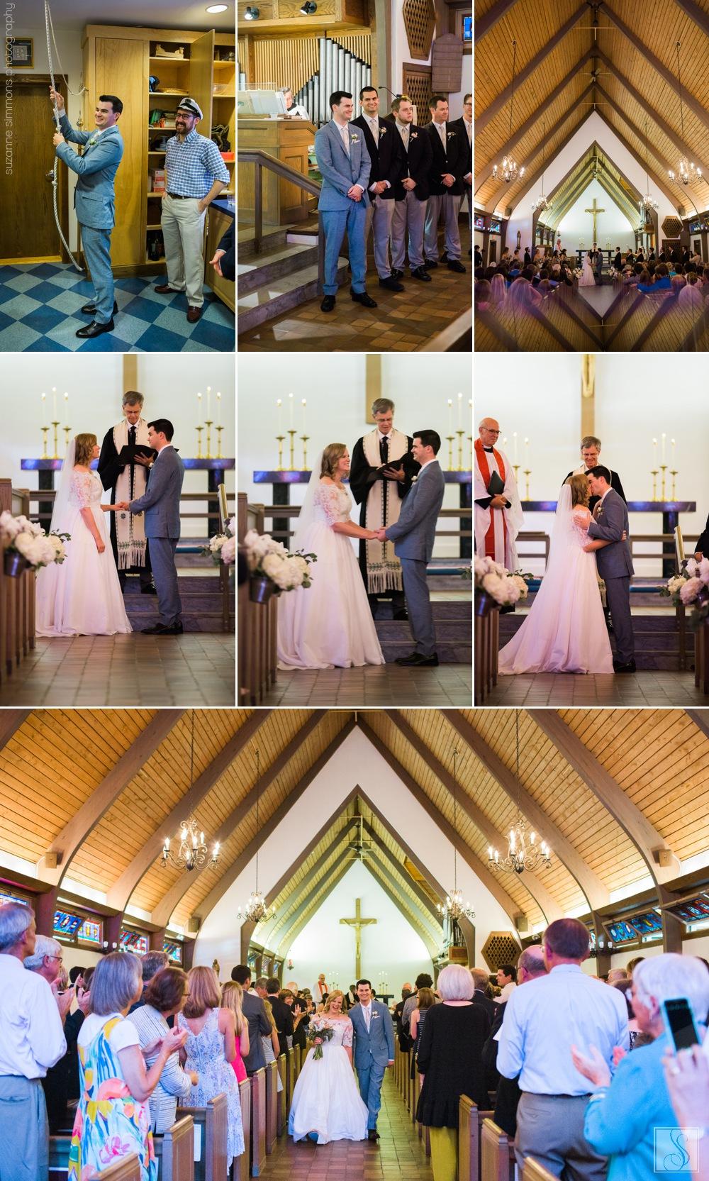 St. Albans wedding in Cape Elizabeth, Maine