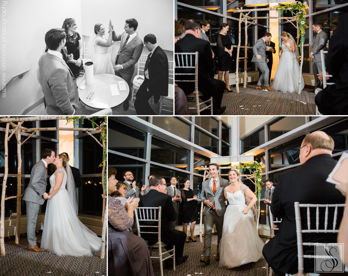 Wedding Ceremony at Ocean Gateway