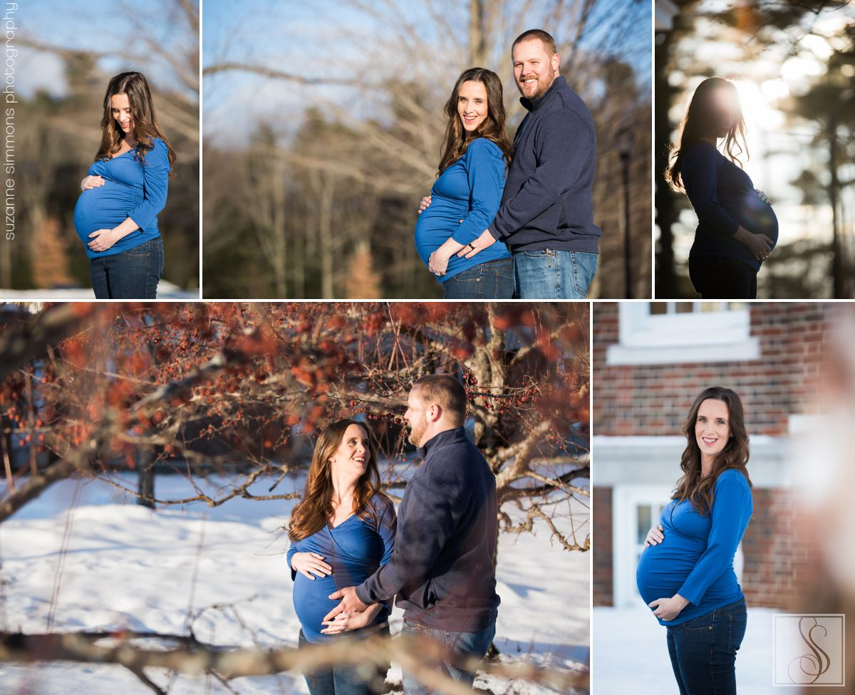Pineland Farms Portraits in the Winter